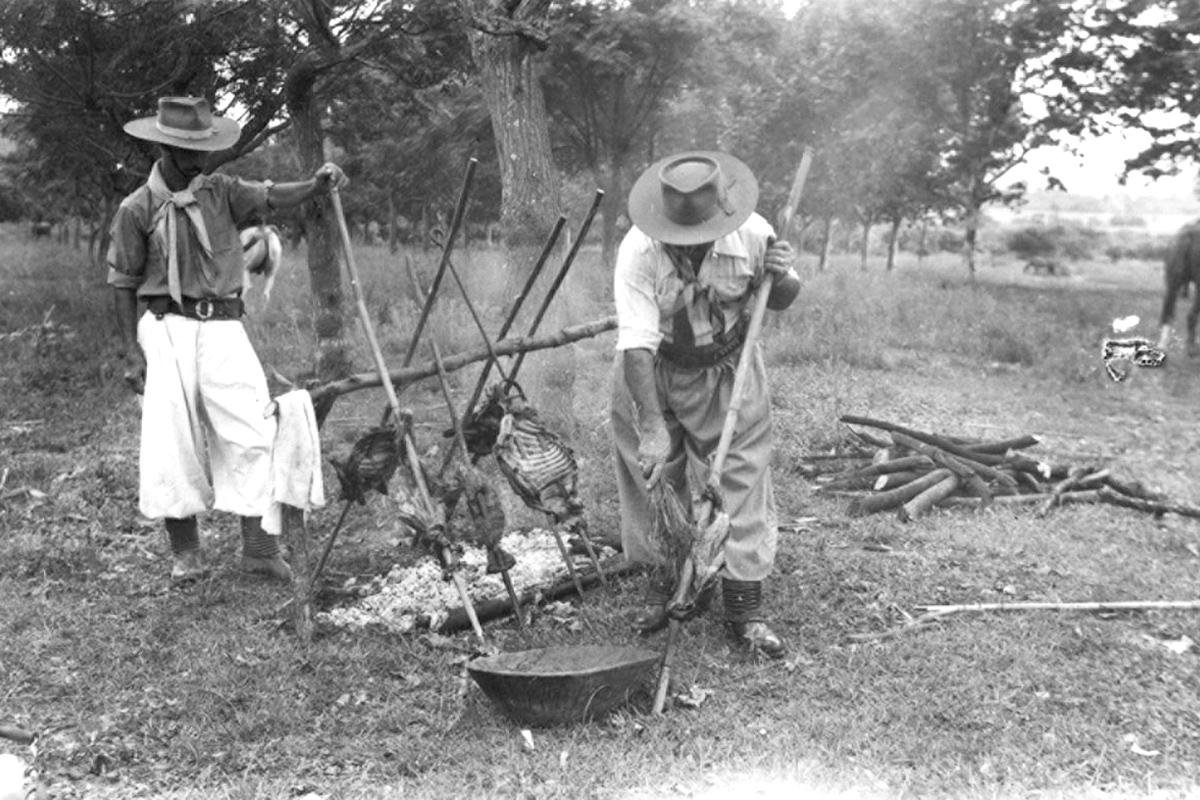 A História do Churrasco