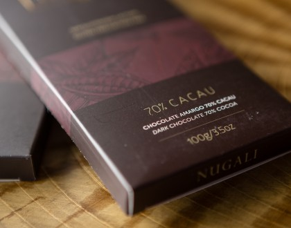 Coma sem culpa: chocolate faz bem!